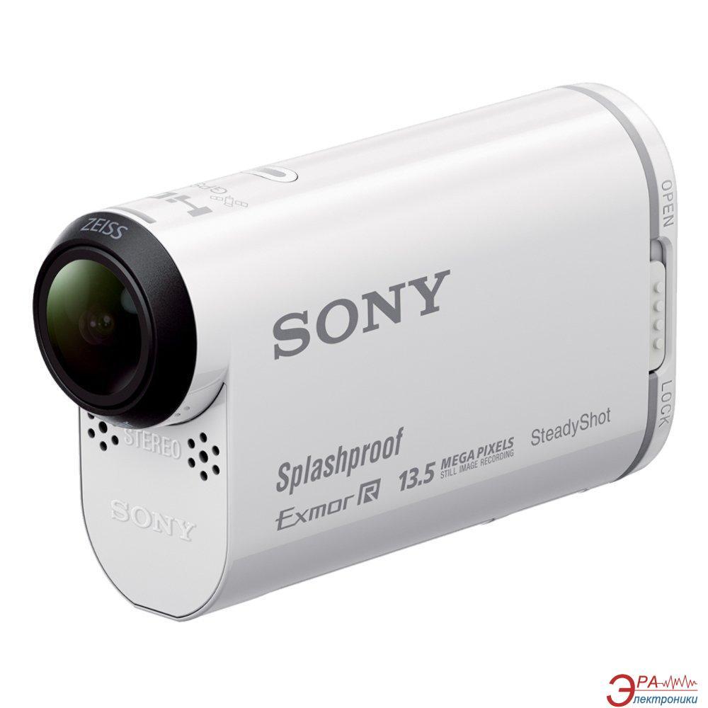 Экшн камера Sony HDR-AS100V с велосипедным креплением (HDRAS100VB.CEN)