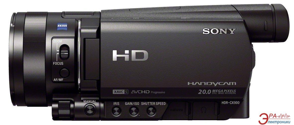 Цифровая видеокамера Sony Handycam CX-900 Black (HDRCX900EB.CEN)