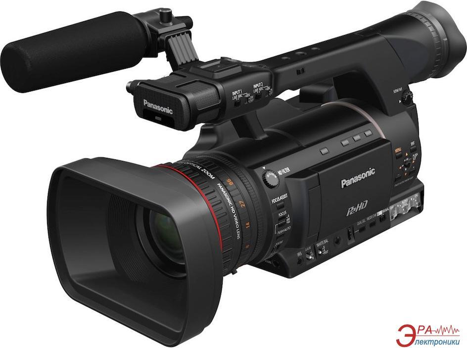 Цифровая видеокамера Panasonic AG-HPX250EN (AG-HPX250EN)