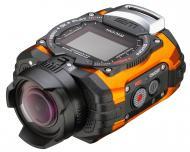 Экшн камера Ricoh WG-M1 Orange (08287)