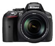 ���������� ���������� Nikon D5300 + 18-140mm (VBA370KV02) Black