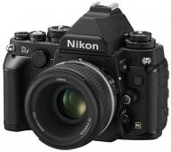 Зеркальная фотокамера Nikon Df KIT + AF-S 50mm f/1.8 NIKKOR SE (VBA380K001) Black