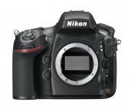 Зеркальная фотокамера Nikon D800E body (VBA301AE) Black