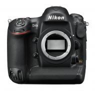 Зеркальная фотокамера Nikon D4s Body (VBA400AE) Black