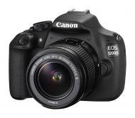 Зеркальная фотокамера Canon EOS 1200D + объектив 18-55 IS (9127B022) Black