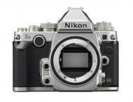 Зеркальная фотокамера Nikon Df KIT Body (VBA381AE) Silver