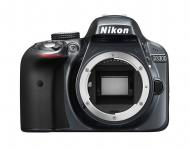 ���������� ���������� Nikon D3300 + 18-55mm VR II KIT (VBA392K001) Grey