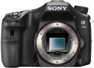 Зеркальная фотокамера Sony Alpha A77 II body (ILCA77M2.CEC) Black