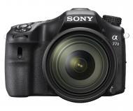 Зеркальная фотокамера Sony Alpha A77 II kit 16-50 f/2.8 (ILCA77M2Q.CEC) Black