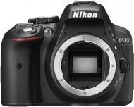 Зеркальная фотокамера Nikon D5300 + AF-S DX 18-105 VR (VBA370KV04) Black
