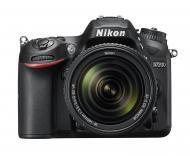 Зеркальная фотокамера Nikon D7200 + 18-140VR (VBA450K002) Black