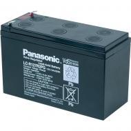 Аккумуляторная батарея Panasonic 12V 7.2Ah (LC-R127R2PG)