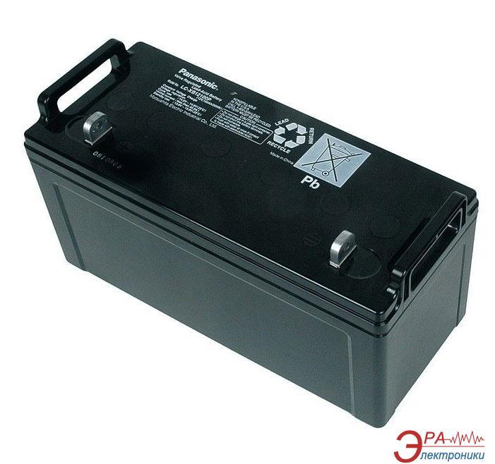Аккумуляторная батарея Panasonic 12V 100Ah (LC-XB12100P)
