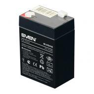 Аккумуляторная батарея SVEN 6V 4.5Ah (SV645)