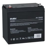 Аккумуляторная батарея SVEN 12V 50Ah (SV12500)