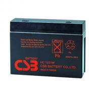 Аккумуляторная батарея CSB 12V 5 Ah (HC1221W)