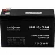 Аккумуляторная батарея LogicPower LPM 12V 7AH