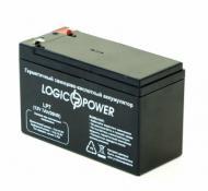 Аккумуляторная батарея LogicPower 12В 7Ач (LP12-7AH)