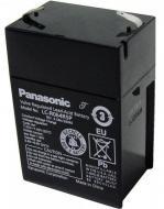 Аккумуляторная батарея Panasonic 6V 4.5AH (LCR6V4.5P)