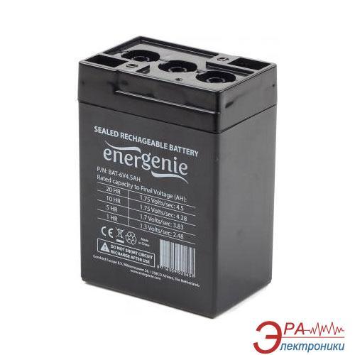 Аккумуляторная батарея EnerGenie 6V 4.5AH (BAT-6V4.5AH)