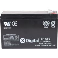 Аккумуляторная батарея X-Digital SPb 12-9 (SW1290)