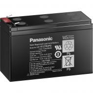 Аккумуляторная батарея Panasonic 12V 7.2Ah (LC-R127R2PG1)