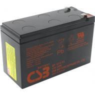 Аккумуляторная батарея CSB 12V 7.2AH (GP 1272F2)