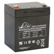 Аккумуляторная батарея LEOCH 12V 4.5AH (DJW12-4.5)