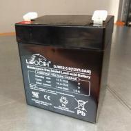 Аккумуляторная батарея LEOCH 12V 5AH (DJW12-5)