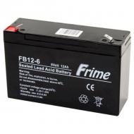 Аккумуляторная батарея Frime 6V 12.0AH (FB12-6)