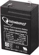 Аккумуляторная батарея Gembird 6V 4.5AH