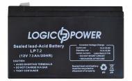 Аккумуляторная батарея LogicPower 12V 7.2AH