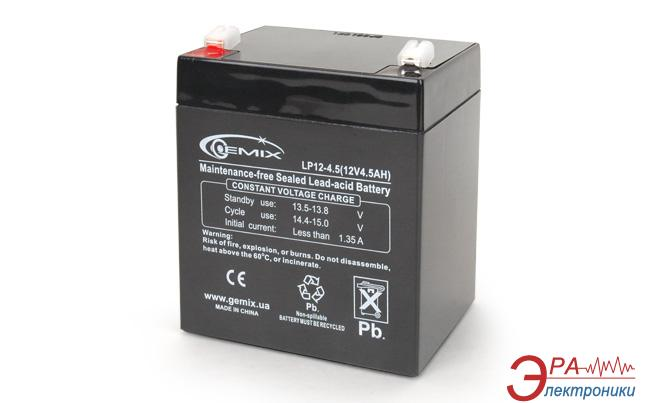 Аккумуляторная батарея Gemix LP12 4.5