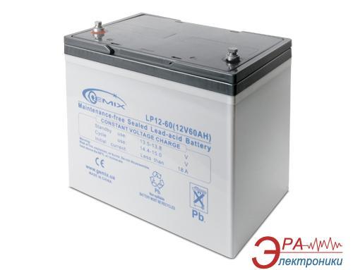 Аккумуляторная батарея Gemix LP12-60