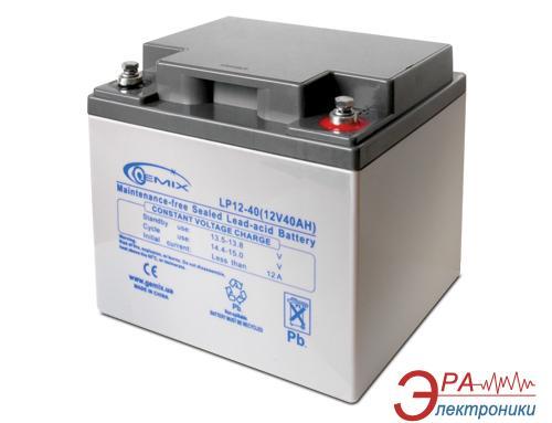 Аккумуляторная батарея Gemix LP12-40