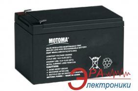 Аккумуляторная батарея Motoma 12A 12V