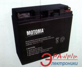 Аккумуляторная батарея Motoma 17A 12V
