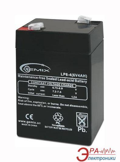 Аккумуляторная батарея Gemix LP6-4