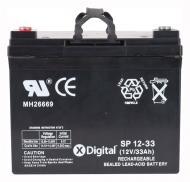 �������������� ������� X-Digital SP 12-33
