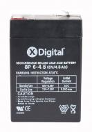 Аккумуляторная батарея X-Digital SP 6-4.5