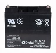 Аккумуляторная батарея X-Digital SP 12-18