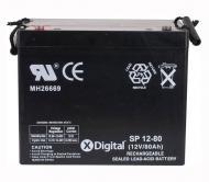Аккумуляторная батарея X-Digital SP 12-80
