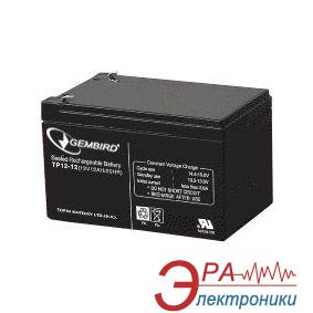 Аккумуляторная батарея Gembird 12V 12AH/6
