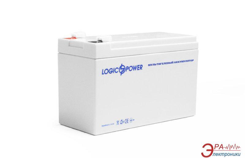 Аккумуляторная батарея LogicPower MG 12В 7.5 Ач