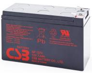 Аккумуляторная батарея CSB 12V, 28W 7.2 Ah (GP1272)