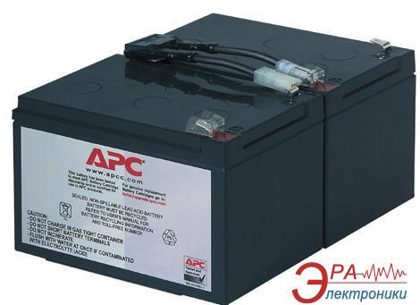 Аккумуляторная батарея APC Replacement Battery Cartridge #6 (RBC6)