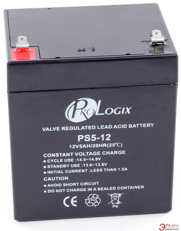 Аккумуляторная батарея PrologiX PS-5-12