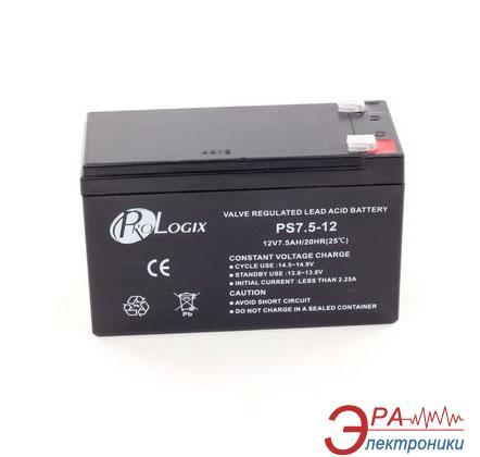 Аккумуляторная батарея PrologiX PS7.5-12