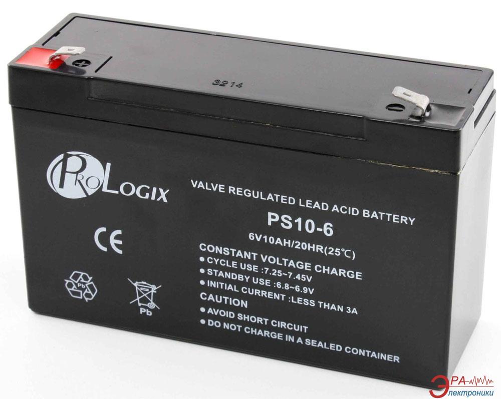 Аккумуляторная батарея PrologiX PS10-6