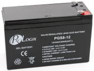 Аккумуляторная батарея PrologiX PGS8-12